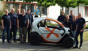 Das mediaBEAM Team freut sich auf neue Städte, die ihre Bürgerservices mit STADTNETZ neu definieren.